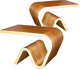 Images Of Laminated Bent Ply And Bentwood Furniture