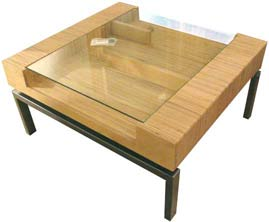 The Arrangement Also Led To CMHC Choosing Bareu0027s Love Seat For Display In  The